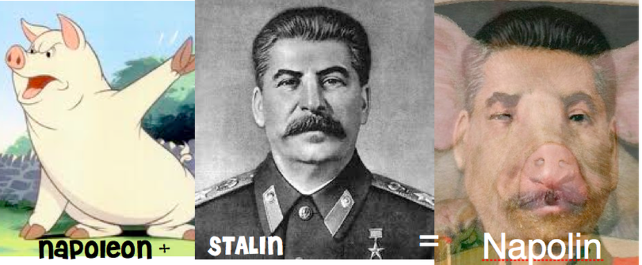 a comparison of russia and stalin to orwells animal farm The novel animal farm, by george orwell, was an allegory about the russian revolution in which the author used a farm and it's members to symbolize major characters and their actions in this composition, i will reveal to you many of joseph stalin' s important contributions and how they relate.